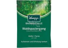 Kneipp Procházka lesem sůl do koupele, nadechněte se a načerpejte pohodu 60 g
