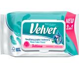 Velvet Intima 2v1 vlhčený toaletní papír 42 kusů