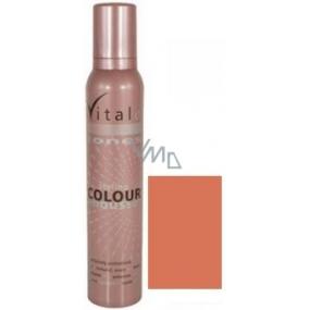 Vitale Tones barvící pěnové tužidlo Copper - Měděná 200 ml