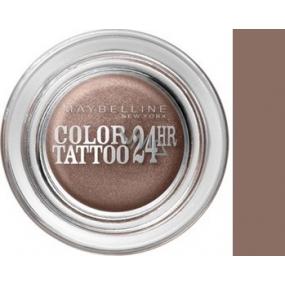 Maybelline Color Tattoo 24h oční stíny 35 On And On Bronze 4 g