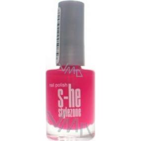 S-he Stylezone Quick Dry lak na nehty odstín 387 11 ml
