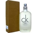 Calvin Klein CK One toaletní voda Tester unisex 200 ml