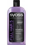 Syoss Full Hair 5 objem a plnost účesu šampon 500 ml