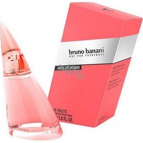 Bruno Banani Absolute Woman toaletní voda 60 ml