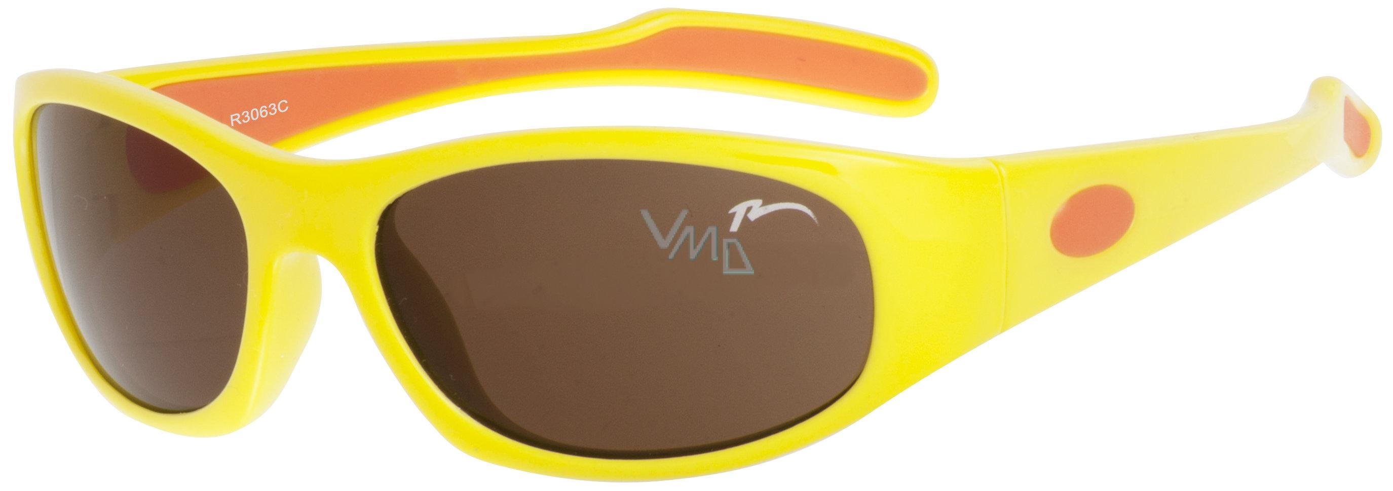 Relax Luchu Sluneční brýle pro děti - junior 9 - 12 let R3063C