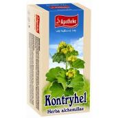 Apotheke Kontryhel obecný čaj 20 x 1,5 g