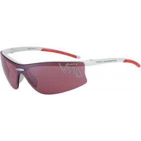 Relax Poggy kategorie 2 Sluneční brýle R5342A bílé
