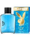 Playboy Vip Blue for Him toaletní voda 100 ml