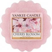 Yankee Candle Cherry Blossom - Třešňový květ vonný vosk do aromalampy 22 g