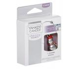 Yankee Candle Charming Scents kovový přívěsek ve tvaru stněhuláka na visačku do auta Snowman