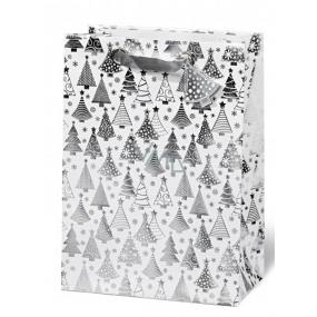 BSB Luxusní vánoční dárková papírová taška 36 x 26 x 14 cm VDT 385 - A4