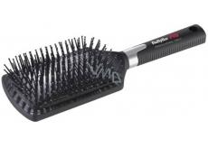 BaByliss Pro Babnb2e Professional Tools velký plochý rozčesávací kartáč pro středně dlouhé a dlouhé vlasy 25 cm