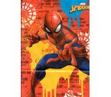 Nekupto Dárková papírová taška 36,5 x 26 x 12 cm Marvel Spiderman 1 kus 1701 REL