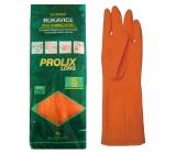Bartoň Prolix Rukavice gumové ochranné velikost S 1 pár