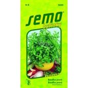Semo Bazalka pravá kompaktní bylinky 0,8 g