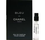 Chanel Bleu de Chanel parfémovaná voda pro muže 2 ml s rozprašovačem, Vialka