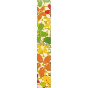 Nekupto Balící papír Klasik 815 01 BF kytičky 70 x 150 cm