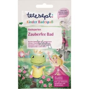 Tetesept Zauberfee Bad koupelové perly pro holky 60 g