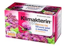 Dr. Muller Klimakterin bylinný čaj při menopauze 20 x 1,5 g