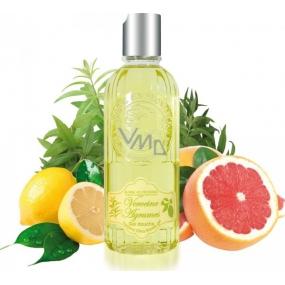 Jeanne en Provence Verveine Agrumes Verbena a Citrusové plody sprchový gel pro ženy 250 ml