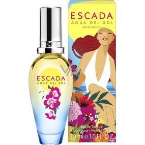 Escada Agua del Sol toaletní voda pro ženy 30 ml