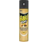 Raid Max 3v1 proti lezoucímu hmyzu 400 ml