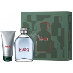 Hugo Boss Hugo Man toaletní voda 200 ml + sprchový gel 100 ml, dárková sada