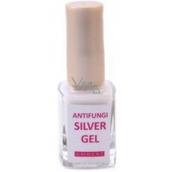 Amoené Antifungi Silver proti plísním a mykóze gel se stříbrem a citronem 12 ml