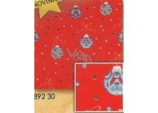 Nekupto Vánoční balicí papír Baňky 2 x 0,7 m BVS 892 30