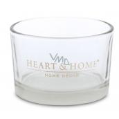 Heart & Home Svícen na svíčku v mističce 7,5 x 4,5 cm