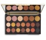 Makeup Revolution Jewel Collection paletka očních stínů Gilded 16,9 g