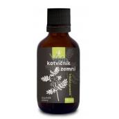 Allnature Kotvičník zemní bylinný lihový extrakt pro zvýšení chutě na sexuální hrátky, nebo ke komplexní harmonizaci vlastního těla a jeho kondici doplněk stravy 50 ml