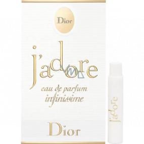 Christian Dior Jadore Eau de Parfum Infinissime parfémovaná voda pro ženy 1 ml s rozprašovačem, vialka