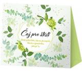 Albi Dárkový čaj v krabičce Čaj pro štěstí 50 g