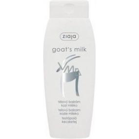 Ziaja Kozí mléko tělový balzám suchá a málo pružná pokožka 200 ml