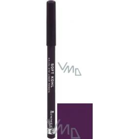 Rimmel London Soft Kohl Kajal tužka na oči 040 Purple Passion 1,2 g