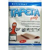 Kittfort Tapeta Profi speciální práškové lepidlo na tapety 250 g