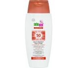 Sebamed Sun Care SPF50 opalovací mléko velmi vysoká ochrana 150 ml
