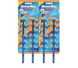 Super-Max Triple Blade Disposable jednorázový 3břitý holící strojek pro muže 1 kus