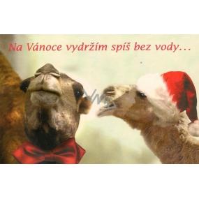 Nekupto Blahopřání Na Vánoce vydržím..
