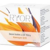 Ryor Koenzym Q10 denní krém s UV filtry 50 ml