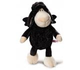 Nici Ovečka Jolly houpající černá Plyšová hračka nejjemnější plyš 25 cm