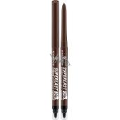 Essence Superlast 24h voděodolná tužka na obočí 30 Dark Brown 0,31 g