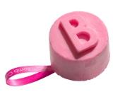 Bomb Cosmetics Růže a pepř Tuhý sprchový gel 130 g