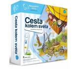 Albi Kouzelné čtení interaktivní mluvící hra Cesta kolem světa