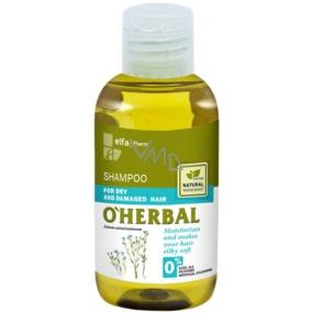 DÁREK O Herbal Len suché vlasy šampon nebo kondicionér pro suché a poškozené vlasy 75 ml