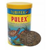 Tubifex Pulex Gamarus kompletní přírodní krmivo pro vodní želvy a akvarijní ryby 100 ml