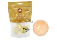 Elysium Spa Vanilkový cukr šumivá koule-bomba do koupele 3 x 50 g