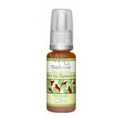 Saloos Bio 100% Šípkový pleťový olej regenerační tónuje, sjednocuje proti pigmentovým skvrnám 20 ml
