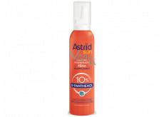 Astrid Sun D-Panthenol 10% chladivá regenerační pěna po opalování 150 ml